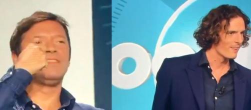 Julien Cazarre et Paul de Saint-Sernin pris en grippe par les internautes. (images capture m6)