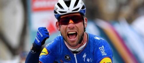 Mark Cavendish, cinque vittorie in questa stagione.