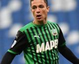 Sassuolo, Raspadori piacerebbe all'Inter.