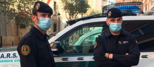 Ambos casos de violencia de machista se han detectado por llamadas de los sospechosos (Instagram @guardiacivil062)