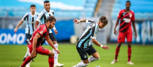 Athletico vence o Grêmio na Arena por 1 a 0 (Lucas Uebel/Grêmio)