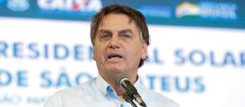 Bolsonaro defende não uso de máscaras para vacinados e contaminados pelo vírus (Alan Santos/PR)