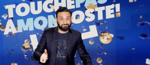 Cyril Hanouna, présentateur de TPMP - Source : capture d'écran C8