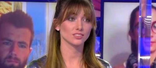 Delphine Wespiser est une chroniqueuse récurrente de TPMP - Source : Capture d'écran C8