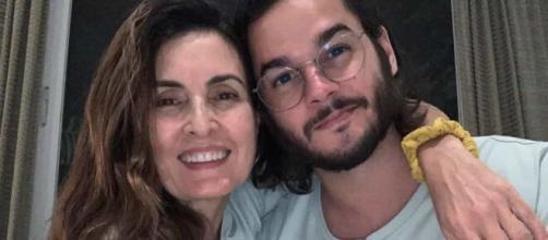Fatima Bernardes e Túlio trocam declarações nas redes sociais (Reprodução/Instagram)