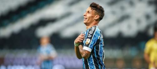 Grêmio deve receber propostas por Ferreira (Lucas Uebel/Grêmio)