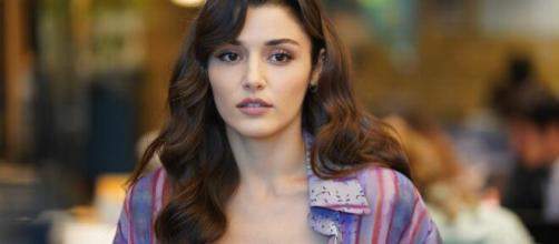 Love is in the air, anticipazioni: Eda Yildiz restituisce l'anello di fidanzamento a Serkan.