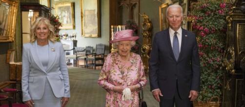 Queen meets Joe Biden at Windsor Castle (Image source: Buckingham Palace/Handout image)