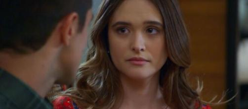 Téo sofre por Luna em 'Salve-se Quem Puder' (Reprodução/TV Globo)