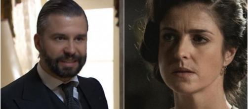 Una vita, trame al 26/06: Maite cacciata dall'atelier, Felipe incerto se sposare Genoveva.