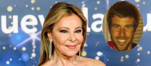Ana Obregón contra Tomás Gimeno (Telecinco y RRSS)