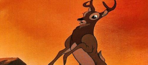 Bambi, 1942 animated Disney movie (Image source: Disney)