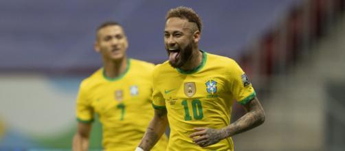 Brasil derrota a Venezuela na estreia da Copa América 2021 (Lucas Figueiredo/CBF)