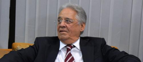 FHC elogia Lula em entrevista a TV argentina (Valter Campanato/Agência Brasil)