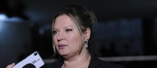 Joice Hasselmann deixa PSL (Luis Macedo/Câmara dos Deputados)