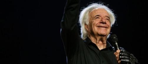 O pianista e maestro João Carlos Martins: exposição pelos seus 80 anos de vida (Divulgação/Karim Kahn/Fiesp)