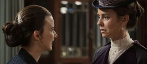 Una vita, trame 20-26 giugno: Felicia schiaffeggia Camino e minaccia di morte Maite.