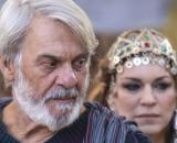 Abraão e Sara foram protagonistas de 'Gênesis' (Reprodução/Record TV)