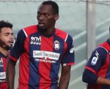 Calciomercato: Simy, attaccante del Crotone.