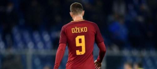 Edin Dzeko piace alla Juventus.