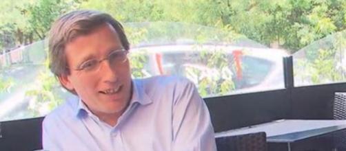 El alcalde del PP José Luis Martínez Almeida (Twitter, @elprogramadear)