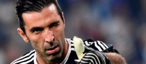 Gianluigi Buffon, ex portiere della Juventus.