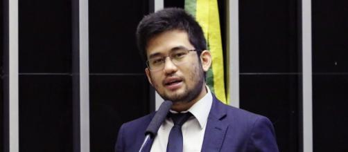 Kim Kataguiri denuncia união inusitada entre deputados bolsonaristas e petistas (Luis Macedo/Câmara dos Deputados)
