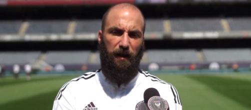 L'Argentin Gonzalo Higuaín avoue que la MLS est plus difficile que ce qu'il pensait (Credit : Inter Miami)