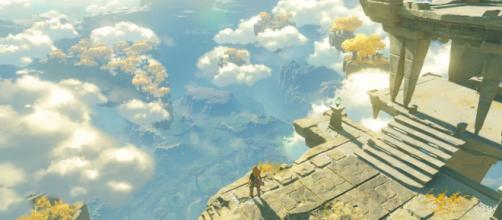 Link shows off some new abilities in this gameplay trailer (Image source: YouTube/Nintendo)
