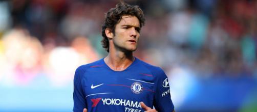 Marcos Alonso, difensore del Chelsea.