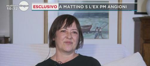 Mattino 5, Maria Angioni sulla presunta Denise: 'Frainteso il discorso del profilo'.