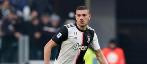 Merih Demiral, difensore della Juventus.