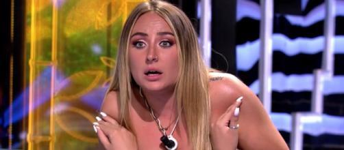 Rocío Flores defiende a Olga Moreno de los ataques del Maestro Joao. Twitter: @telecincoes