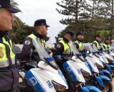 Los efectivos de la Policía Nacional de Gran Canarias detuvieron a un menor de 16 años por abusar de su propia madre (@PoliciaLPA / Twitter)