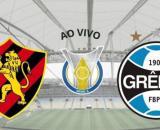 Sport x Grêmio: transmissão ao vivo nesta quinta-feira (17), às 19h (Arquivo Blasting News)