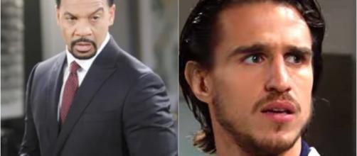 Beautiful spoiler Usa: Justin incolpa Bill della fine di Vinny per ottenere la sua azienda.