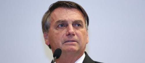 Bolsonaro voltou a criticar o lockdown como forma de conter a disseminação da Covid-19 (Isac Nóbrega/PR)