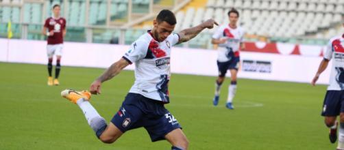 Crotone, Pedro Pereira verso l'Udinese.
