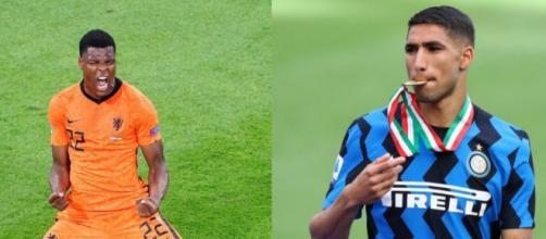 Inter, Hakimi verso la cessione: potrebbe sostituirlo Dumfries.