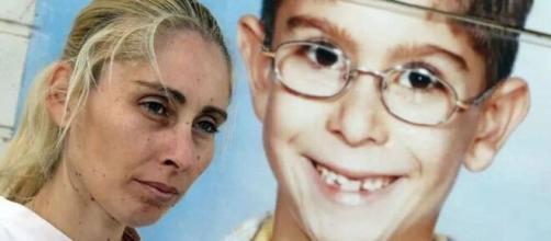 La madre del joven Yéremi en una imagen de archivo que circula en redes sociales (Fuente: Twitter)