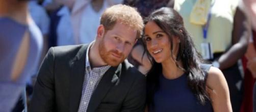 Meghan and Harry are voted as most respected royals after the Queen in new survey (Image source: Meghan Markle Special News/YouTube)