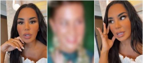 Milla Jasmine (Objectif Reste du Monde) : les photos de son premier mariage musulman ressurgissent.