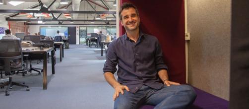 Sergio Orozco, CEO y cofundador de Triporate, servicio alternativo a las agencias tradicionales
