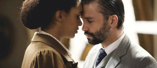 Una Vita, spoiler al 26 giugno: Felipe e Marcia si baciano e sentono di amarsi ancora