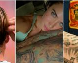 Montage photo Sergio Ramos tatouage