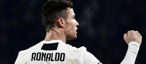 Cristiano Ronaldo, giocatore della Juventus.