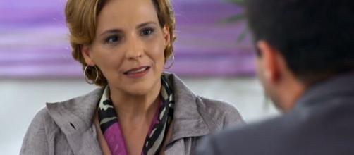 Eva passa perrengue em 'A Vida da Gente' (Reprodução/TV Globo)