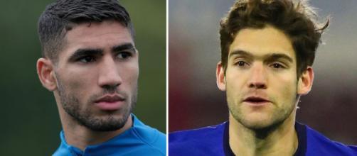 Inter, il Chelsea avrebbe offerto 60 milioni più Marcos Alonso per Hakimi.