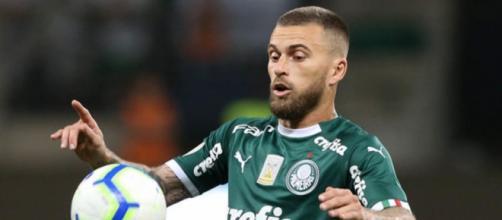 Lucas Lima ainda tem clima para seguir no Palmeiras? (Cesar Greco/Ag. Palmeiras)
