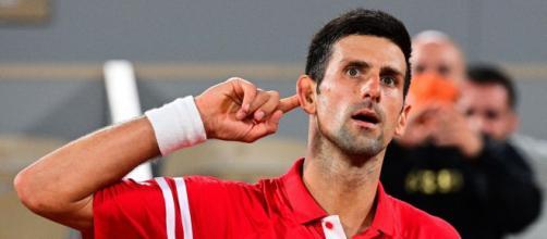 Novak Djokovic fresco vincitore del Roland Garros 2021.